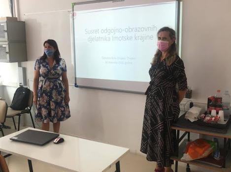 Završen Susret odgojno-obrazovnih djelatnika Imotske krajine